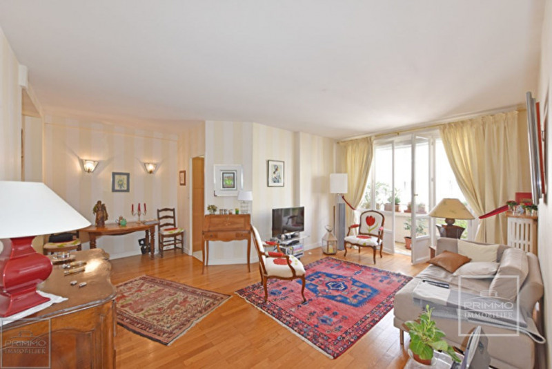 Vente appartement Lyon 6ème 345 000€ - Photo 1