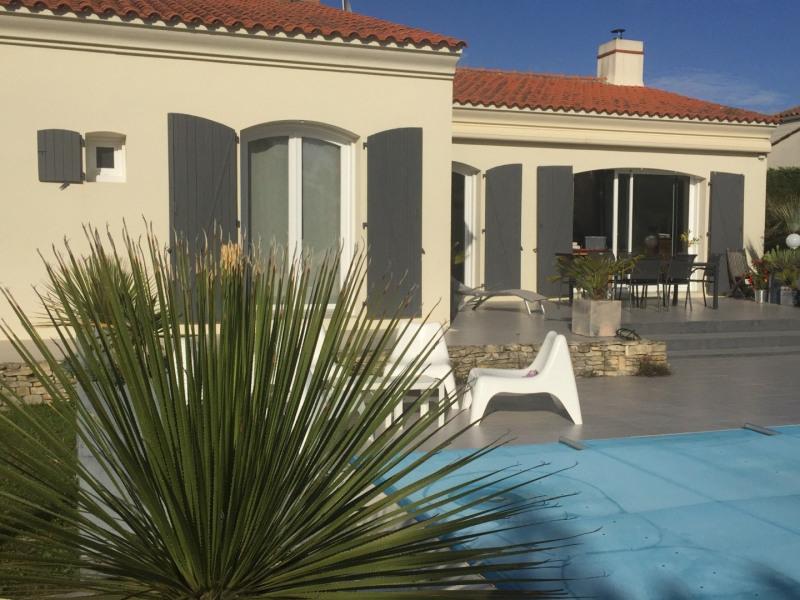 Vente de prestige maison / villa Chateau d olonne 551000€ - Photo 3