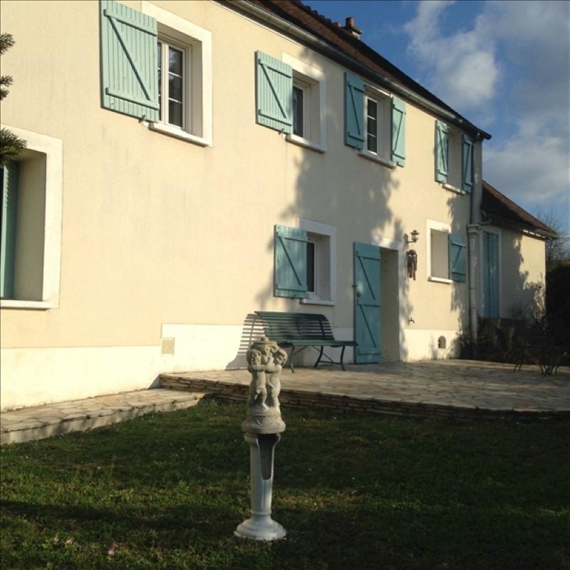 Produit d'investissement maison / villa Nanteuil les meaux 399000€ - Photo 2