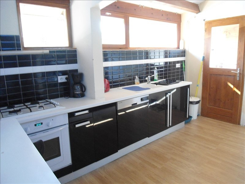 Sale apartment Le poizat 121 000€ - Picture 1