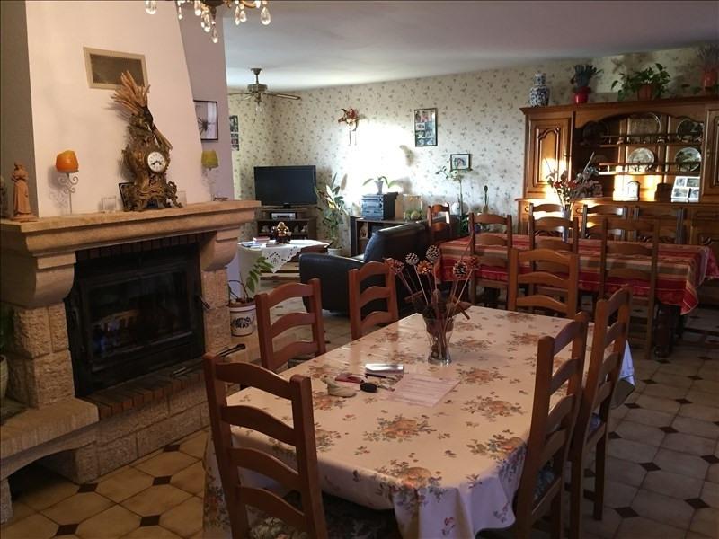 Vente maison / villa La villedieu du clain 294000€ -  4