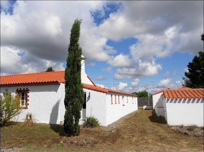 Sale house / villa St jean de monts 444800€ - Picture 1