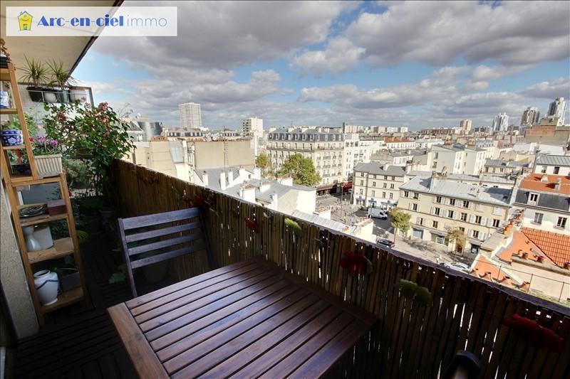 Vente appartement Paris 18ème 230000€ - Photo 3