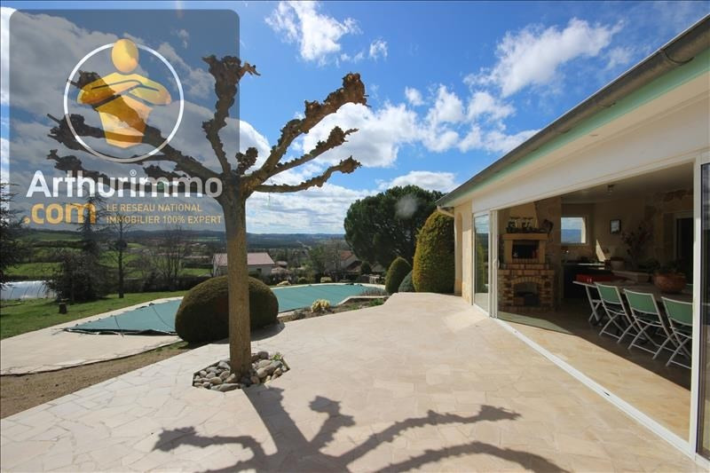 Vente de prestige maison / villa St bonnet les oules 589000€ - Photo 2