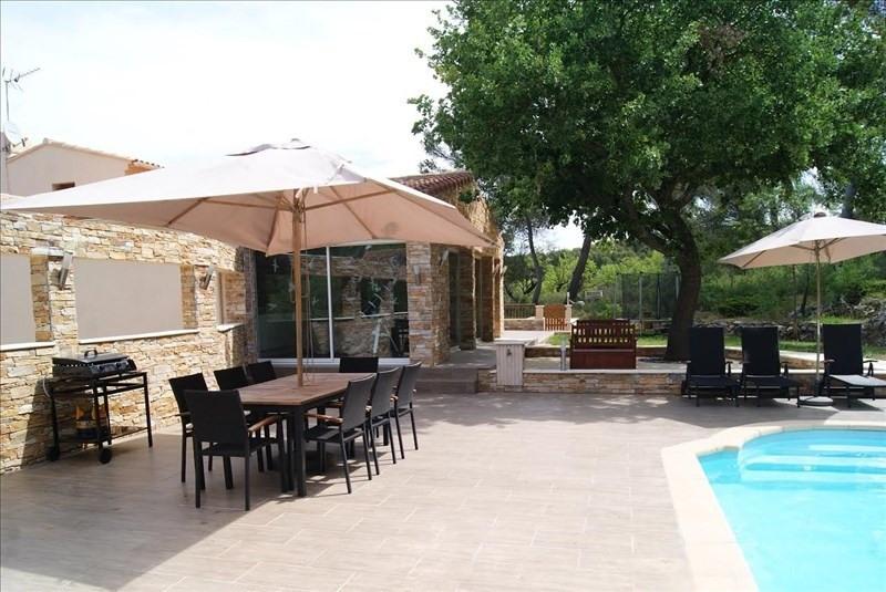 Vente de prestige maison / villa Luynes 655000€ - Photo 1