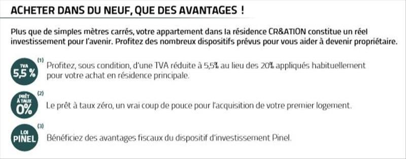 Vente appartement Meaux 219526€ - Photo 3