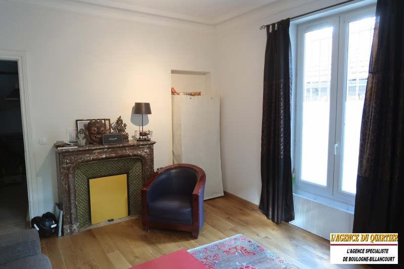 Vente appartement Boulogne billancourt 272 000€ - Photo 2