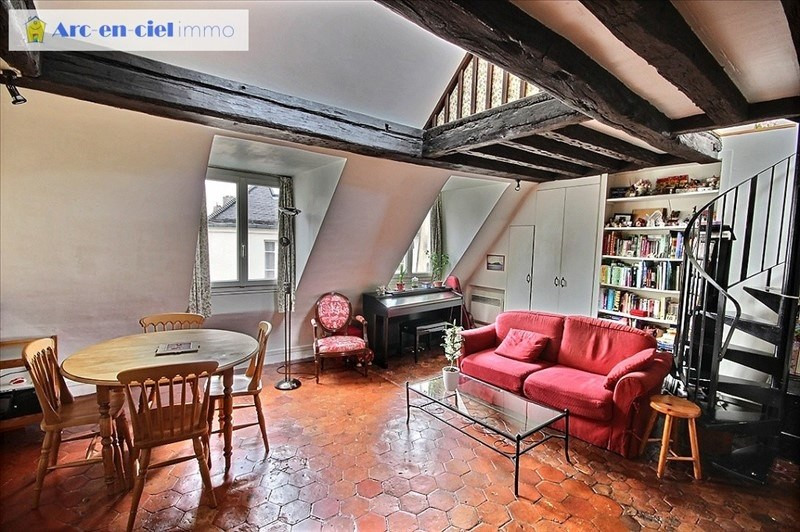 Vente appartement Paris 5ème 483 000€ - Photo 1