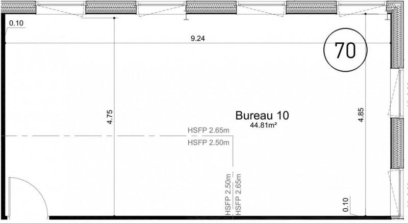 Vente Bureau Ifs 0