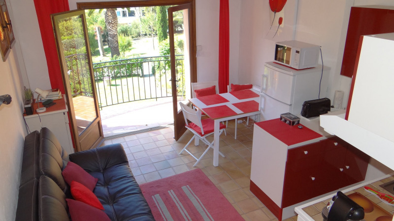 Sale apartment Cavalaire 169 000€ - Picture 4