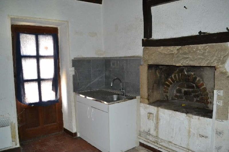 Vente maison / villa Voudenay 50000€ - Photo 4