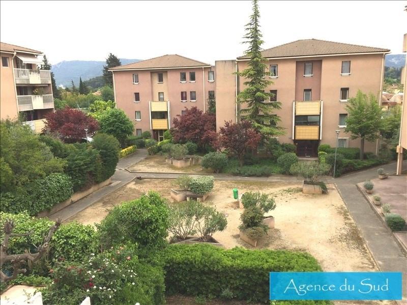 Vente appartement Aubagne 186000€ - Photo 1