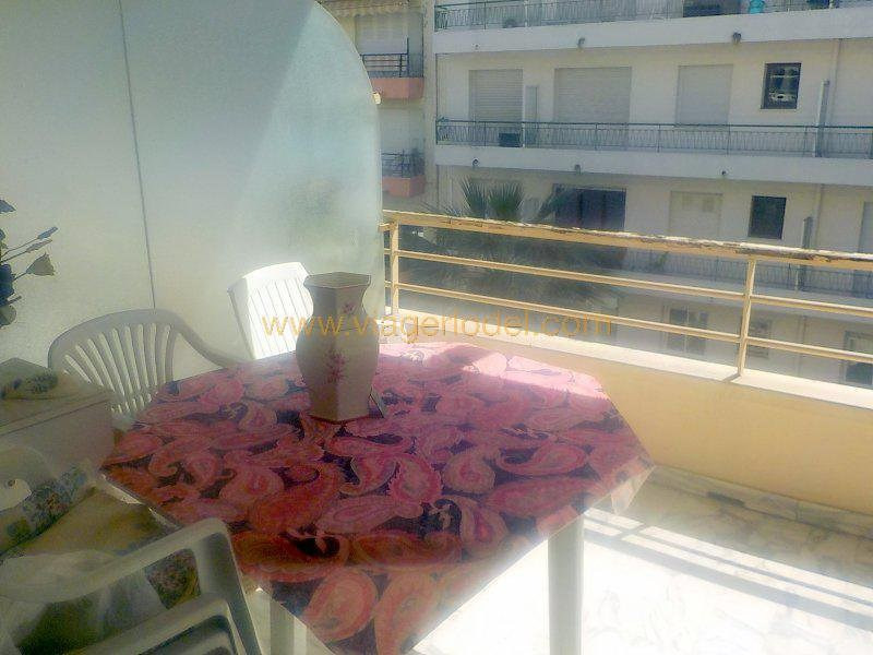 Life annuity apartment Juan-les-pins 55 000€ - Picture 3