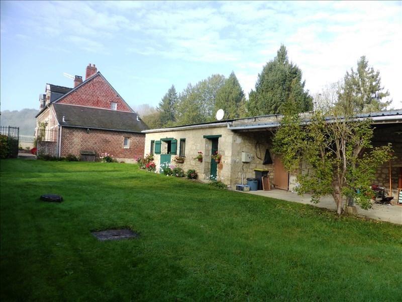 Sale house / villa Pierrefonds 160000€ - Picture 1