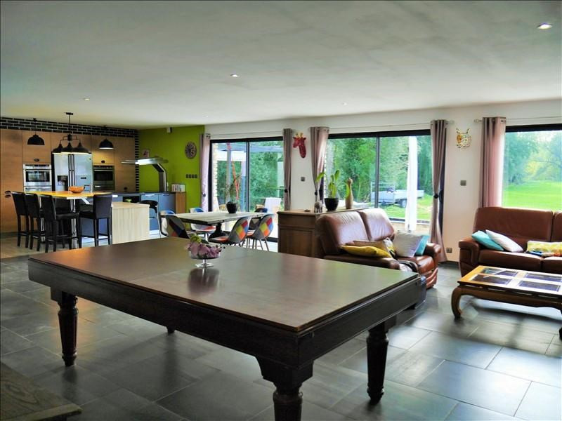 Vente maison / villa Robecq 254100€ - Photo 2