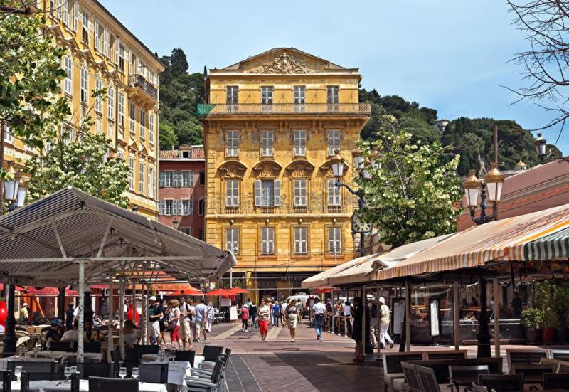 Verkoop van prestige  appartement Nice 995000€ - Foto 1