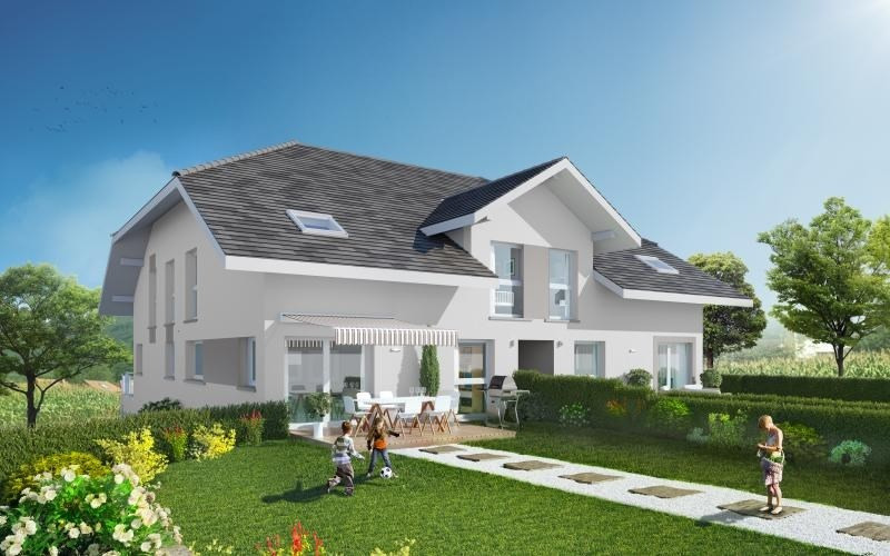 Vente maison / villa La balme de sillingy 284500€ - Photo 1