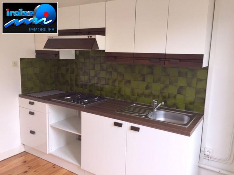 Rental apartment Brest 550€ CC - Picture 2