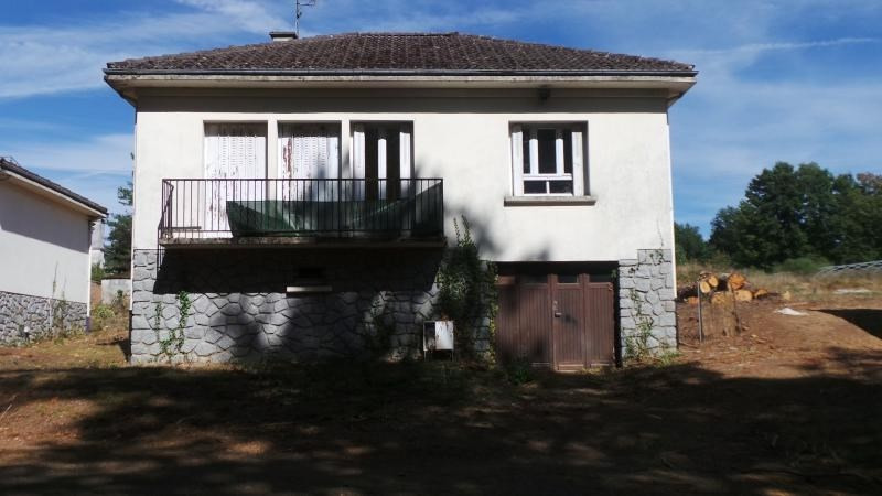 Vente maison / villa St just le martel 79 000€ - Photo 1