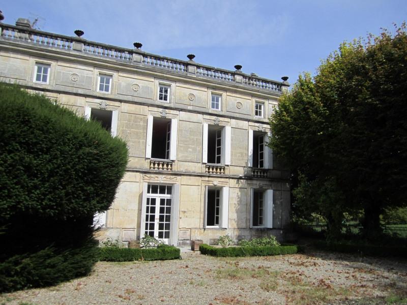 Vente maison / villa Barbezieux saint hilaire 416000€ - Photo 1