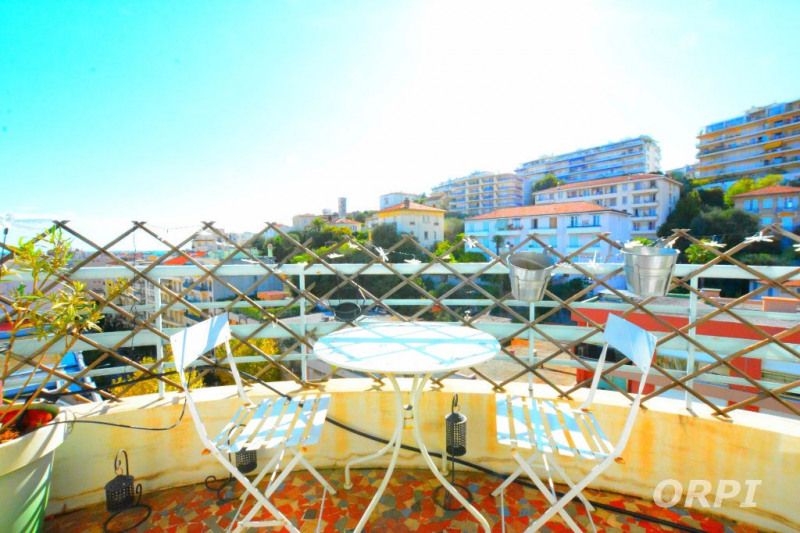 Vente de prestige appartement Nice 577500€ - Photo 9