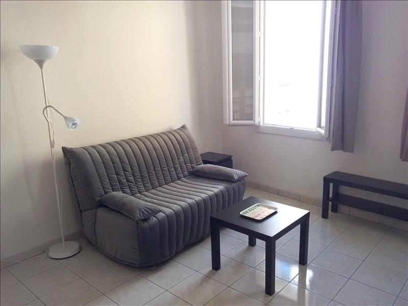 Rental apartment Aix en provence 525€ CC - Picture 2