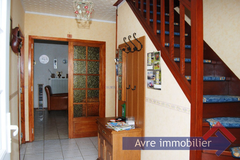 Sale house / villa Verneuil d avre et d iton 157000€ - Picture 7