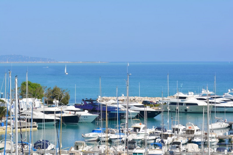 Deluxe sale apartment Villeneuve-loubet 799 000€ - Picture 1