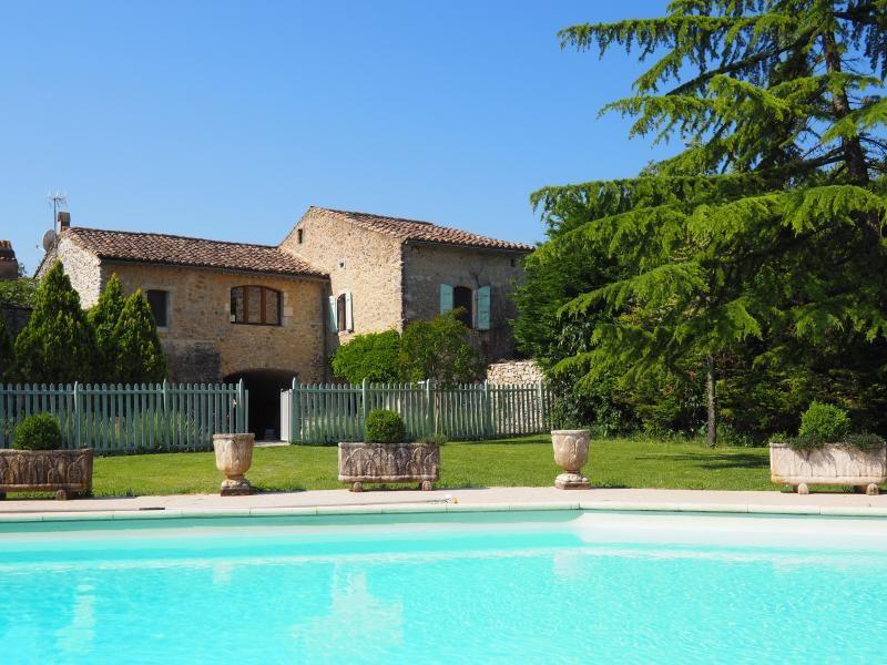 Deluxe sale house / villa Uzes 997500€ - Picture 10
