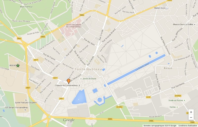 Location appartement Fontainebleau 1657€ CC - Photo 15