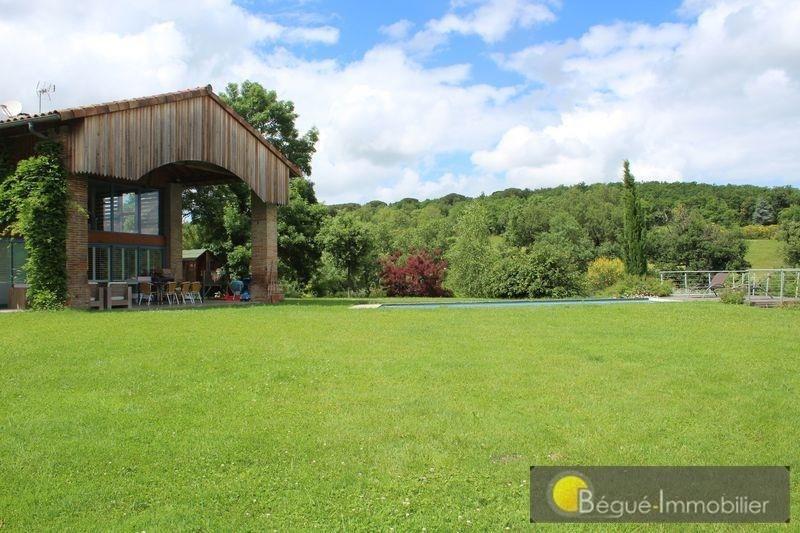 Vente de prestige maison / villa 15 mns pibrac 730000€ - Photo 5