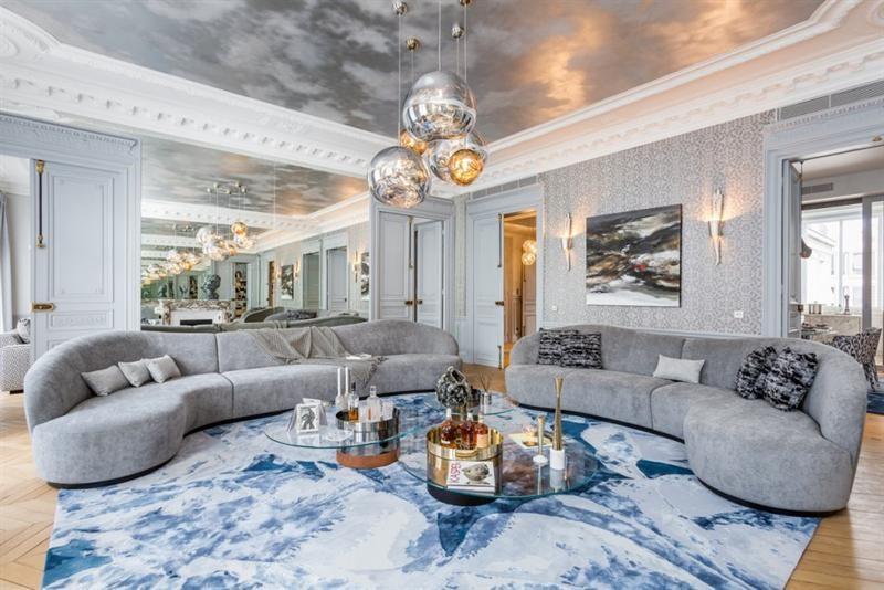 Verkoop van prestige  appartement Paris 8ème 7700000€ - Foto 3