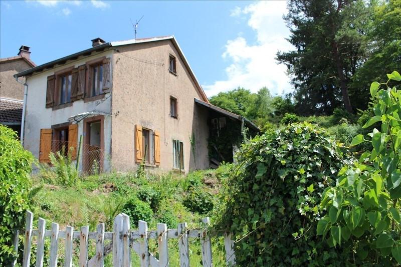 Sale house / villa Belval 35000€ - Picture 1
