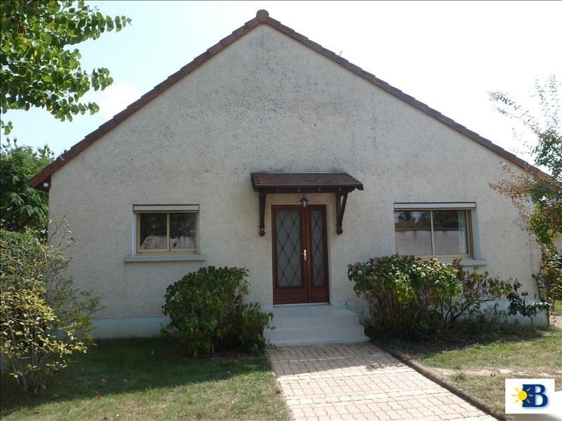 Vente maison / villa Chatellerault 143100€ - Photo 1