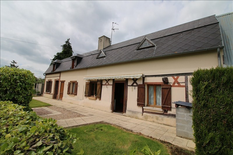 Vente maison / villa Conches en ouche 220000€ - Photo 10
