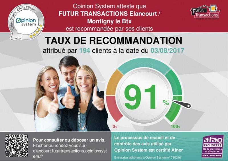 Vente appartement Élancourt 189000€ - Photo 7