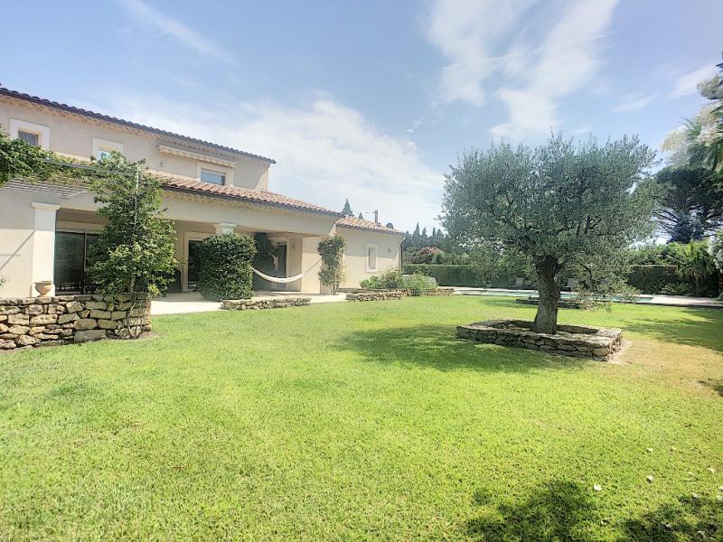 Revenda residencial de prestígio casa Barbentane 730000€ - Fotografia 1