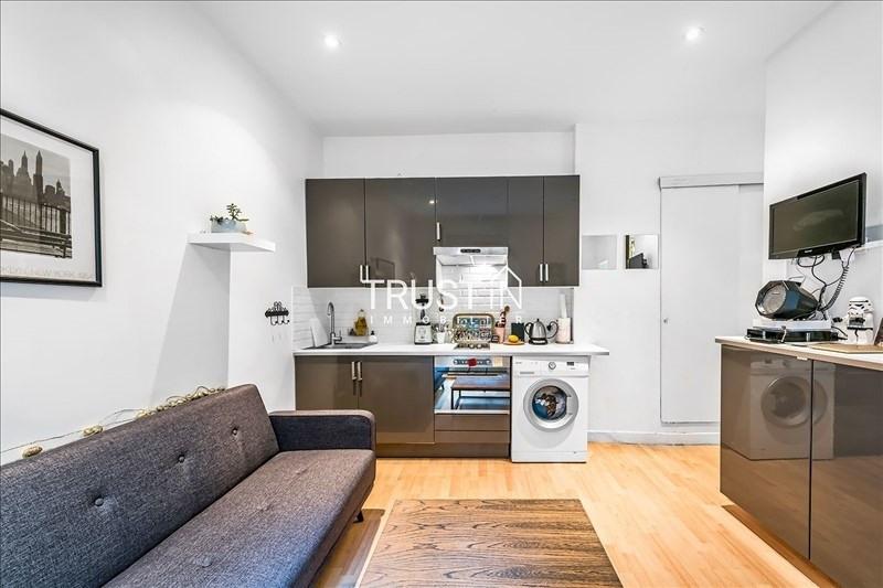 Vente appartement Paris 17ème 275000€ - Photo 4