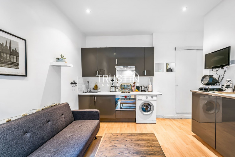Vente appartement Paris 17ème 275000€ - Photo 15