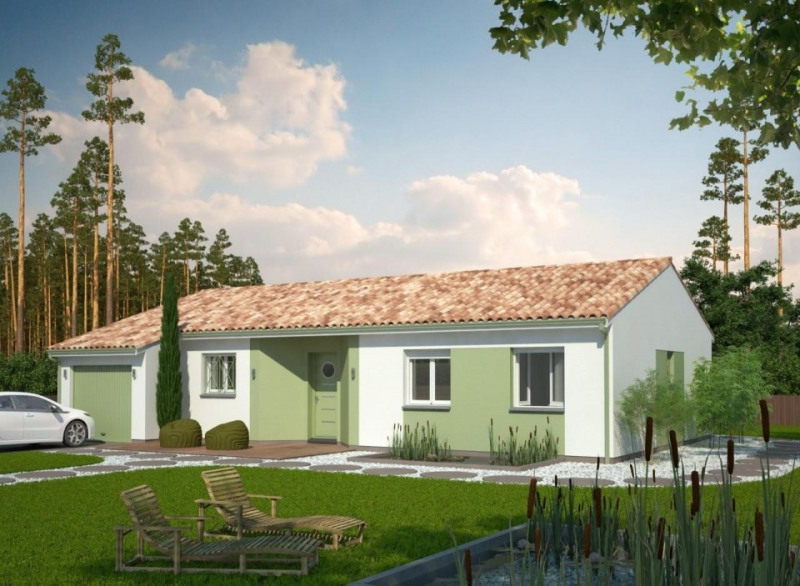 Maison  5 pièces + Terrain 1069 m² Saint-Selve par MCA - GRADIGNAN