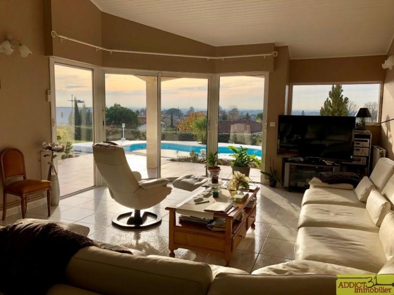 Vente de prestige maison / villa Castelginest 599000€ - Photo 3