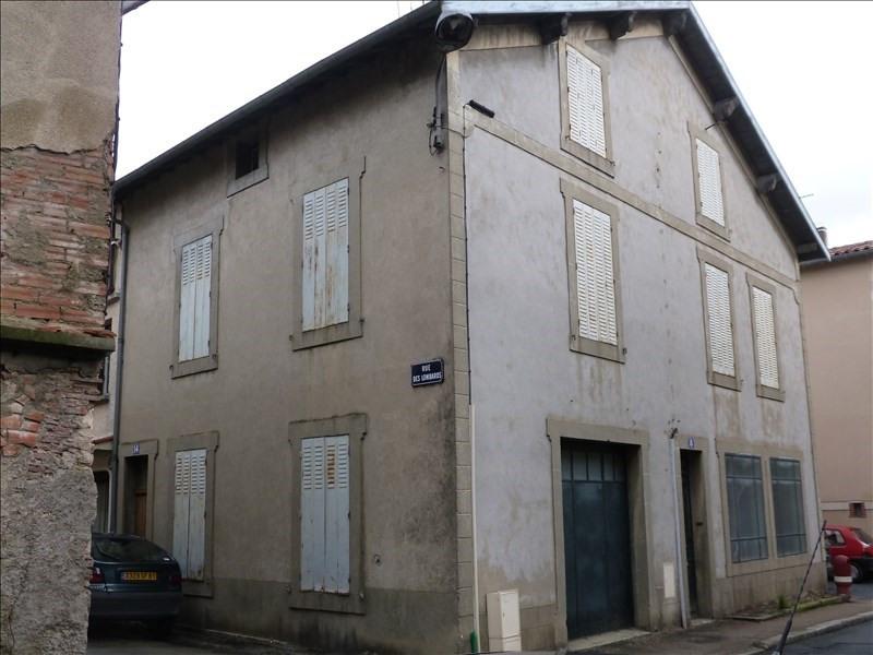 Sale house / villa Labruguiere 70000€ - Picture 1