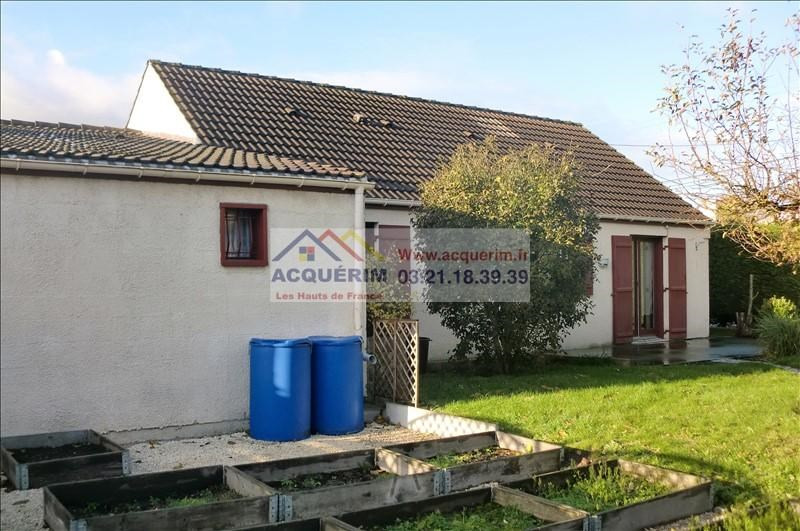 Vente maison / villa Libercourt 177500€ - Photo 4