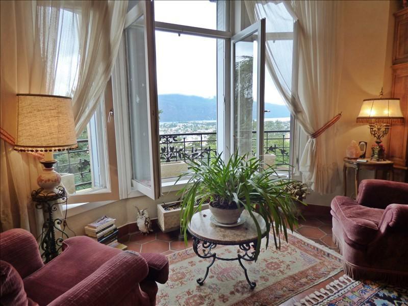 Venta  apartamento Aix les bains 422000€ - Fotografía 1