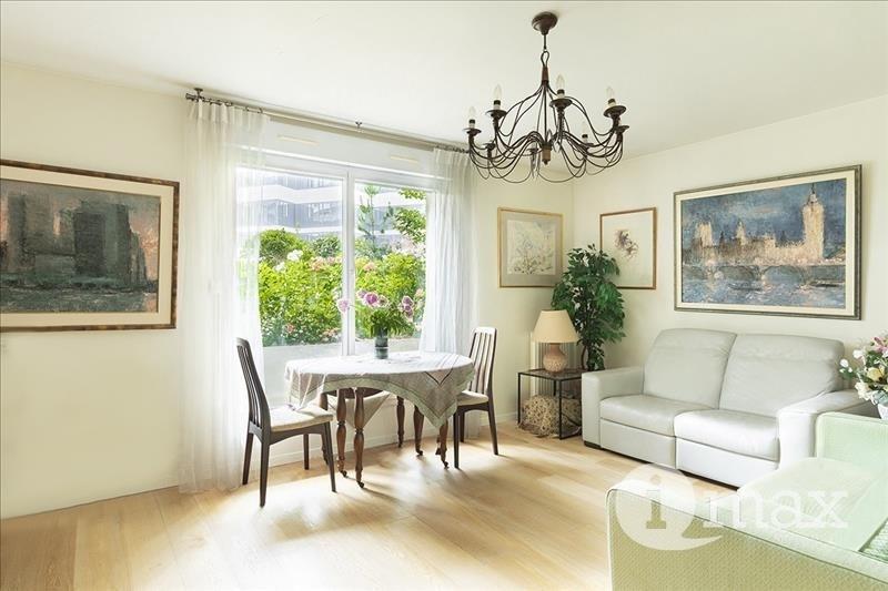 Vente appartement Levallois perret 495000€ - Photo 1