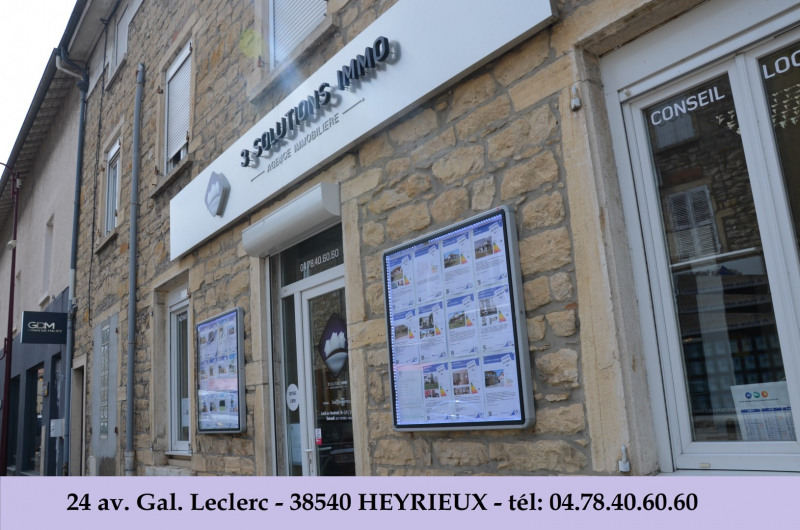 Vente appartement Heyrieux 225 000€ - Photo 20