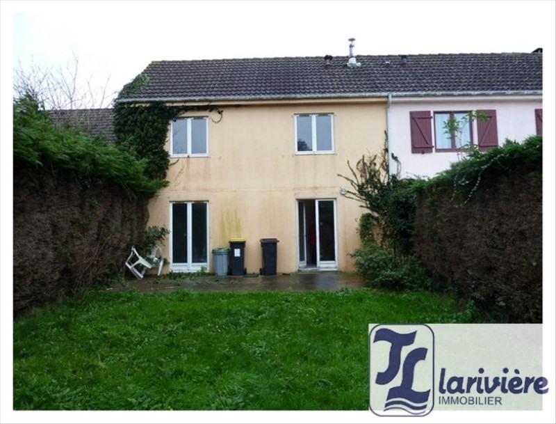 Sale house / villa Ambleteuse 168000€ - Picture 1