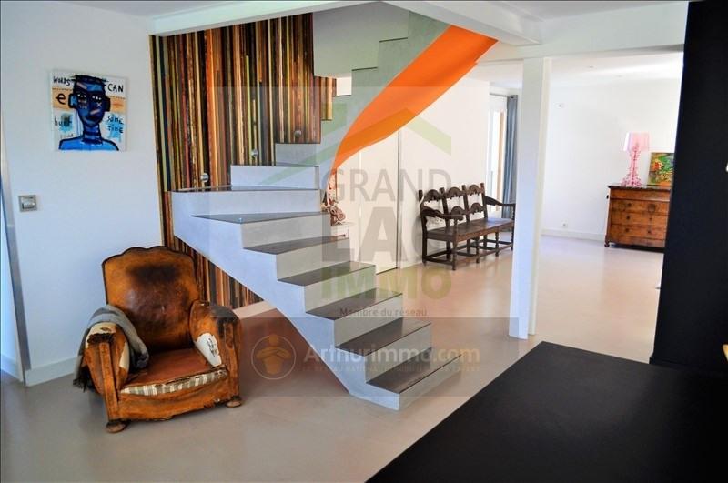 Vente de prestige appartement Viviers du lac 430000€ - Photo 1