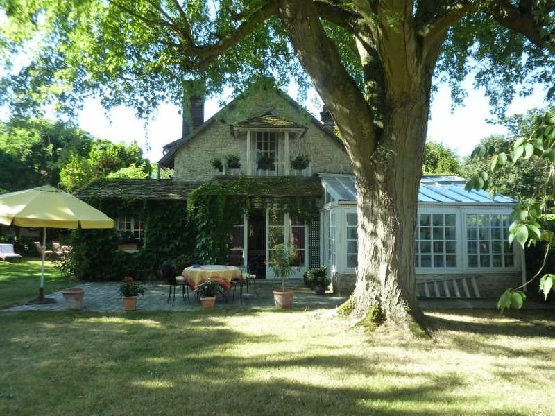 Vente de prestige maison / villa Montfort l amaury 561000€ - Photo 1