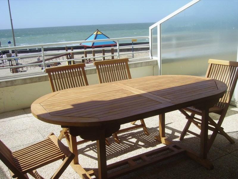 Vacation rental apartment Wimereux 290€ - Picture 1